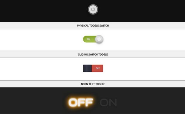 分享20种交互式按钮的代码片段