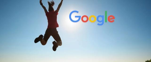 好消息!我要去Google工作了