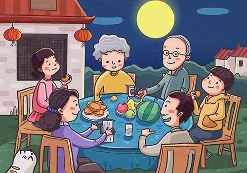 码云笔记祝大家中秋节快乐