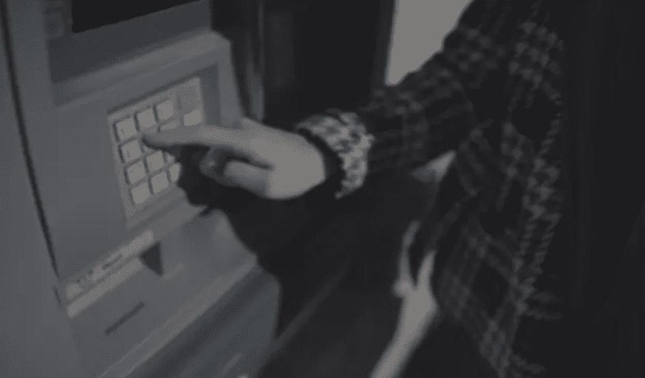自动取款机