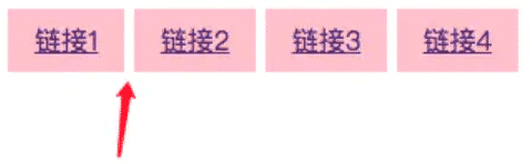inline-block水平元素