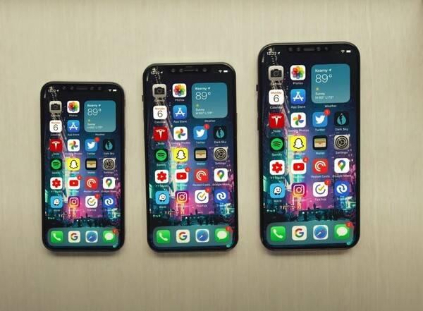 iPhone 12进入量产季