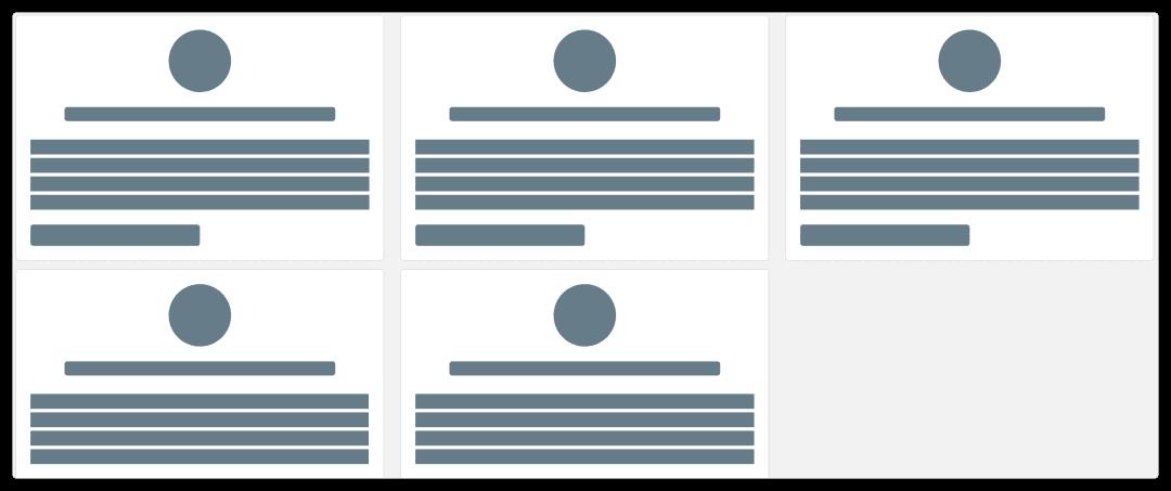 伪元素的flex-basis建议设置的和卡片的flex-basis(或宽度)等同