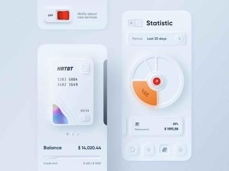 什么是新拟态UI设计?