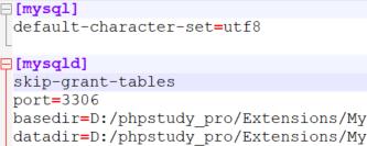 skip-grant-tables