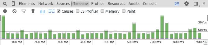 单行的改变获得了超过120FPS的渲染速度