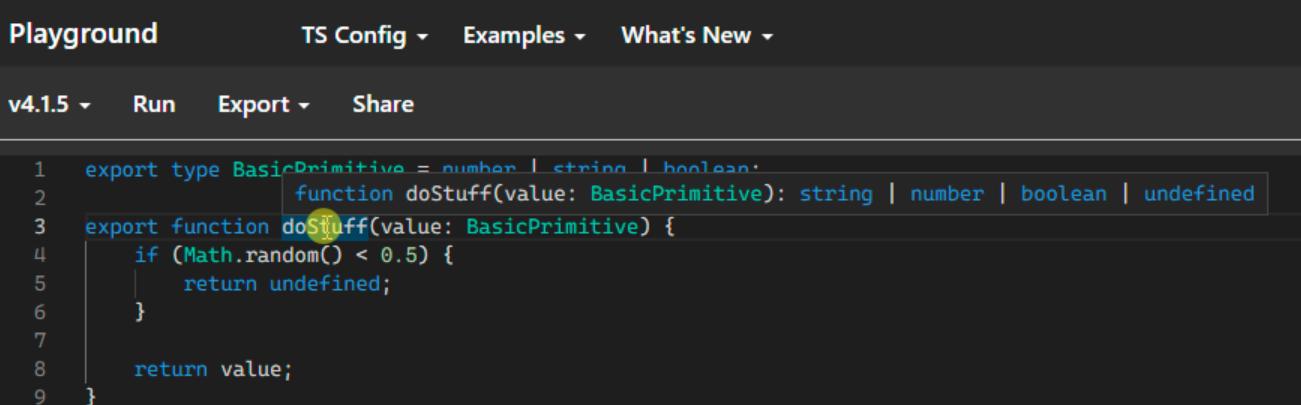 TypeScript 4.2 正式发布:优化了类型和开发人员体验