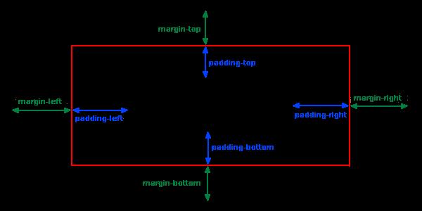 CSS margin(外边距)