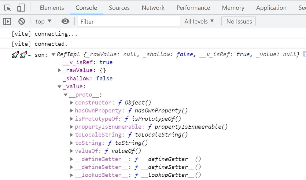 获取不到子组件定义的msg属性