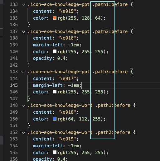 """手动添加几个<View classname=""""path*""""></View>元素"""
