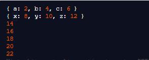 无限序列迭代器