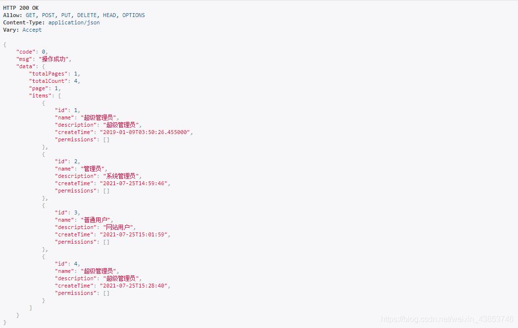Vue element 实现动态显示后台数据到options上