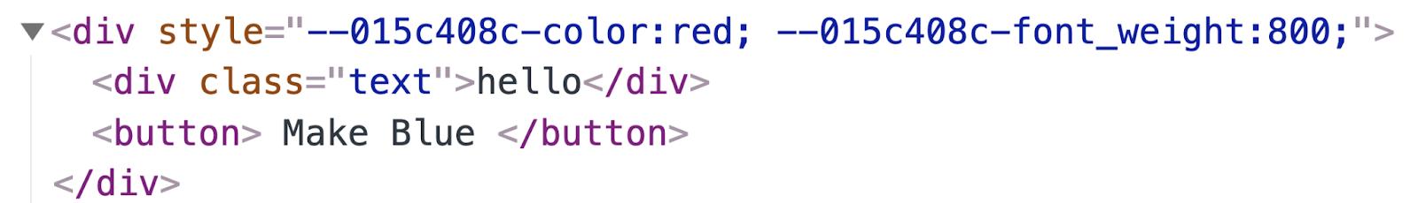 Vue SFC 样式变量如何工作