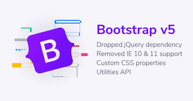 Bootstrap 5新增哪些新功能?