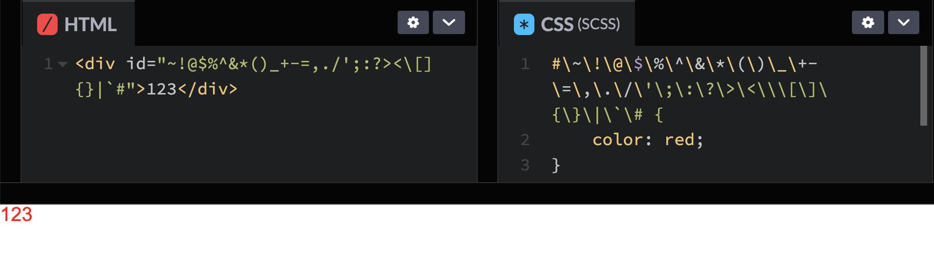 CSS 选择器