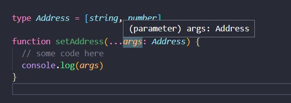 前端开发中经常用到6个 TypeScript 新特性