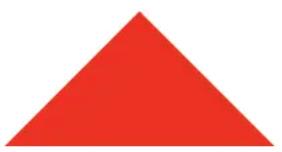 向上的三角形